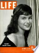 13 okt. 1947