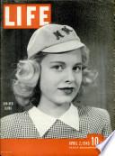 2 apr. 1945