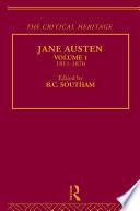 critical essays on jane austen b.c southam