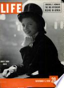 6 nov. 1950