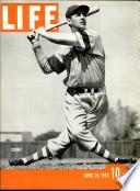 25 apr. 1938