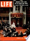 28 okt. 1957