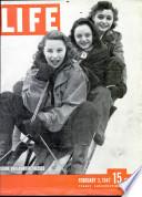3 veeb. 1947