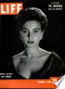 9 okt. 1950