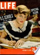 16 okt. 1950
