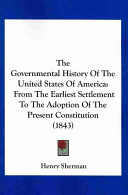 a comprehensive history of the united states of america and the government The government of the united states of america is a constitutional federal republic history hobbies & games what type of government does america have a.