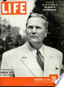 13 sept. 1948