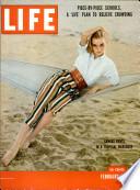 1 veeb. 1954