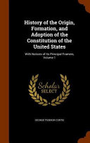 adoption of the constitution