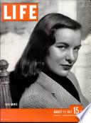 11 aug. 1947
