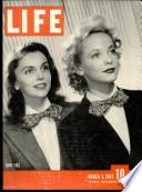 1 mär. 1943