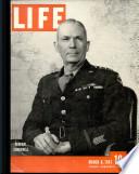 8 mär. 1943