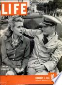 1 veeb. 1943