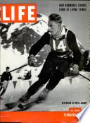 11 veeb. 1952