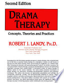 essays in drama therapy landy The expressive psychotherapies are the use of the creative arts as a form of therapy, including the distinct disciplines expressive arts therapy and the creative arts therapies (art therapy, dance/movement therapy, drama therapy, music therapy, poetry therapy, and psychodrama.