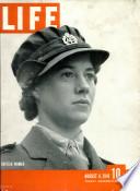 4 aug. 1941