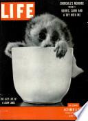 8 okt. 1951