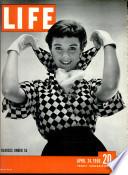 24 apr. 1950