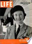 10 apr. 1950
