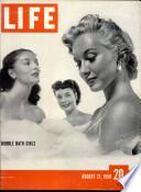 21 aug. 1950