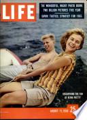11 aug. 1958